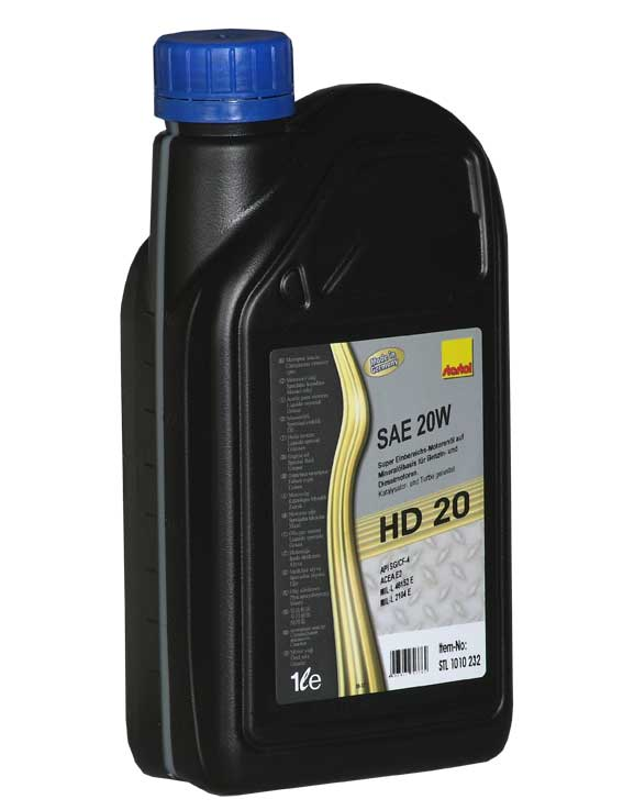 Startol products hd 20 for Hd 30 motor oil